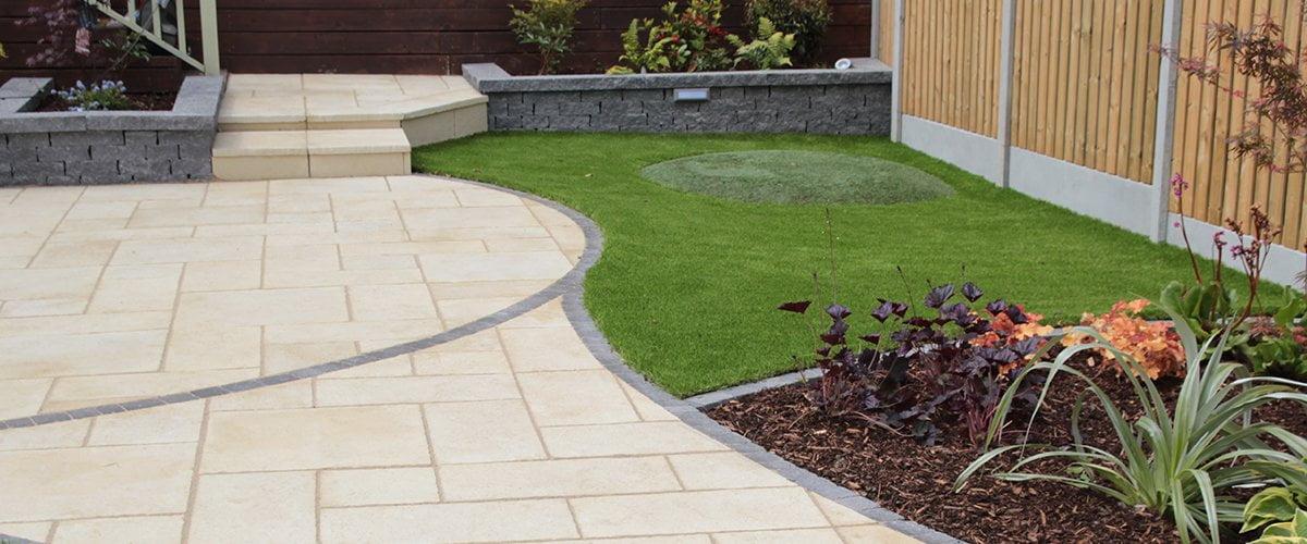 Garden Paving Installers For Gloucester