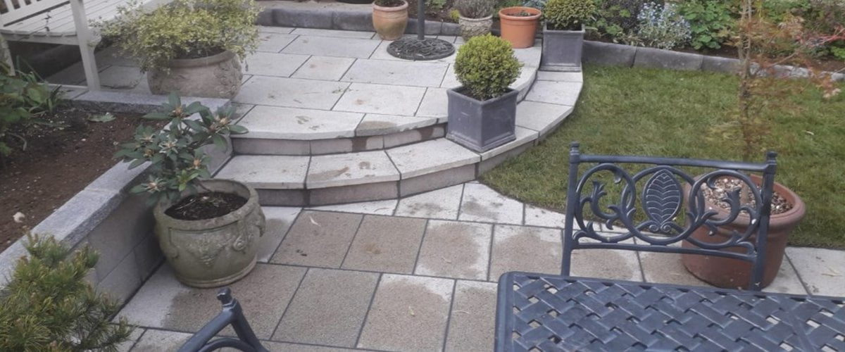 Natural Stone Gloucester  Installed By Gloucester Paving Contractors